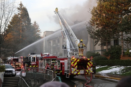 Firefighters Marching At Capitol >> Committee Approves Presumption Expansion A Week After March On